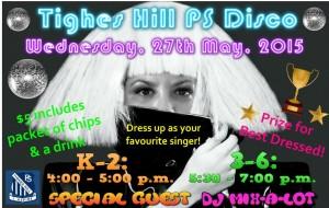 Kerrie Gaga Disco Poster