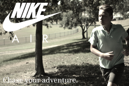 Vinnie for Nike