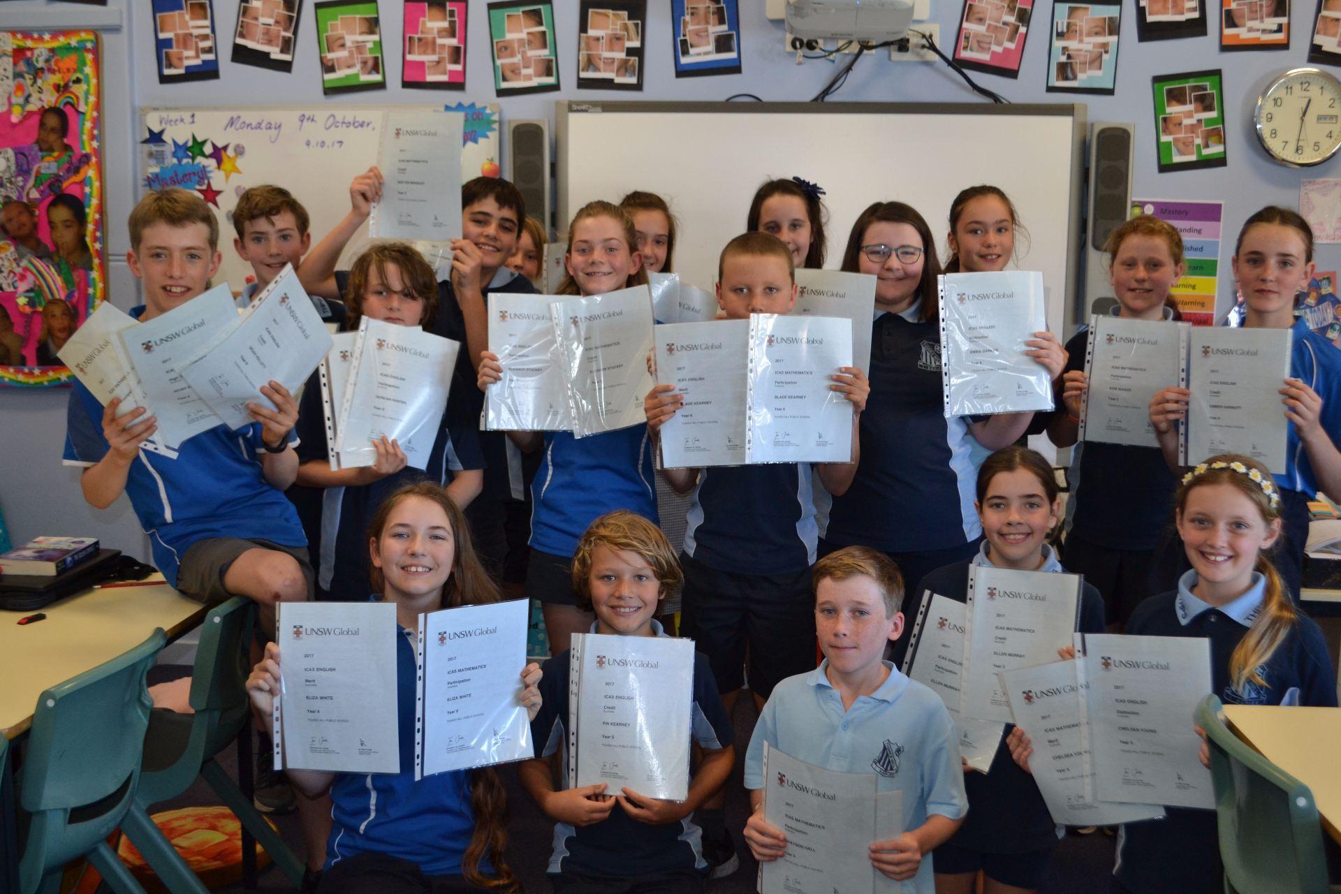 ICAS English & Maths | Tiger Tales